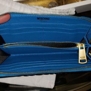 Moschino Bags - Moschino clutch